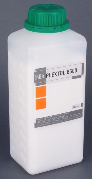 Plextol B 500 / dispersion K 500, 1 l